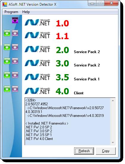 net framework windows 7 64 bit 4.0