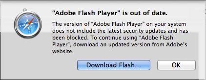 Apple заблокировала старые версии flash player в safari   iphone.