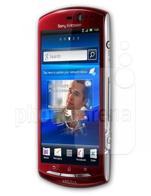 Sony Ericsson Xperia neo V MT11.