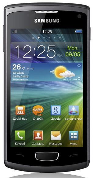 [Новости] Первая информация о Samsung S8600 Wave 3