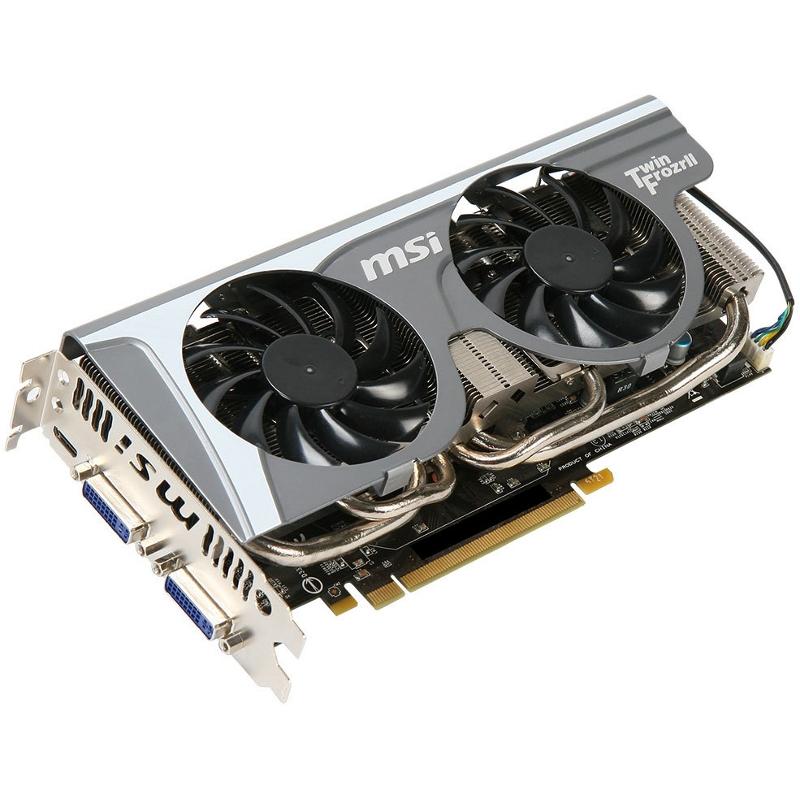 Обзор и тестирование видеокарты GeForce GTX 56 Ti