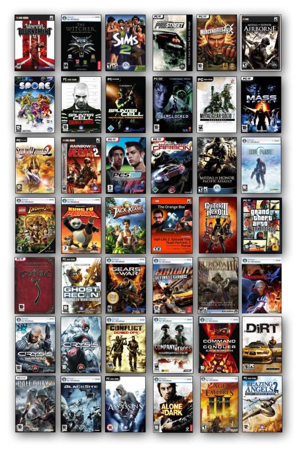 Screens Zimmer 4 angezeig: 1995 games