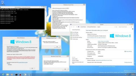 Появились скриншоты windows 8 1 сборки 9385