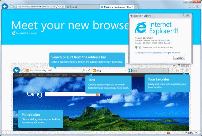 скачать internet explorer 11 для windows xp