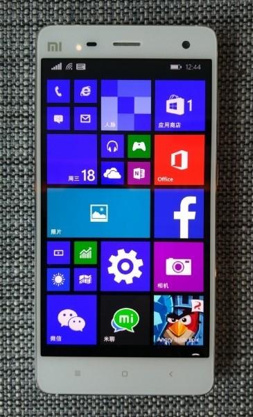 Прошивку windows 10 на android