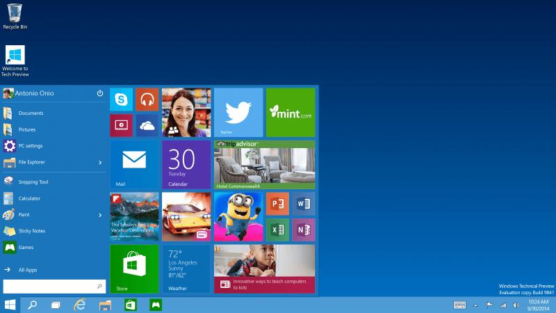 Windows 10 торрент 2016 скачать - фото 5