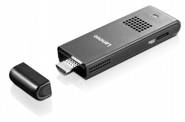Lenovo ideacentre Stick 300— компьютер размером сфлешку