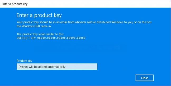 ключ Windows 10 скачать - фото 9