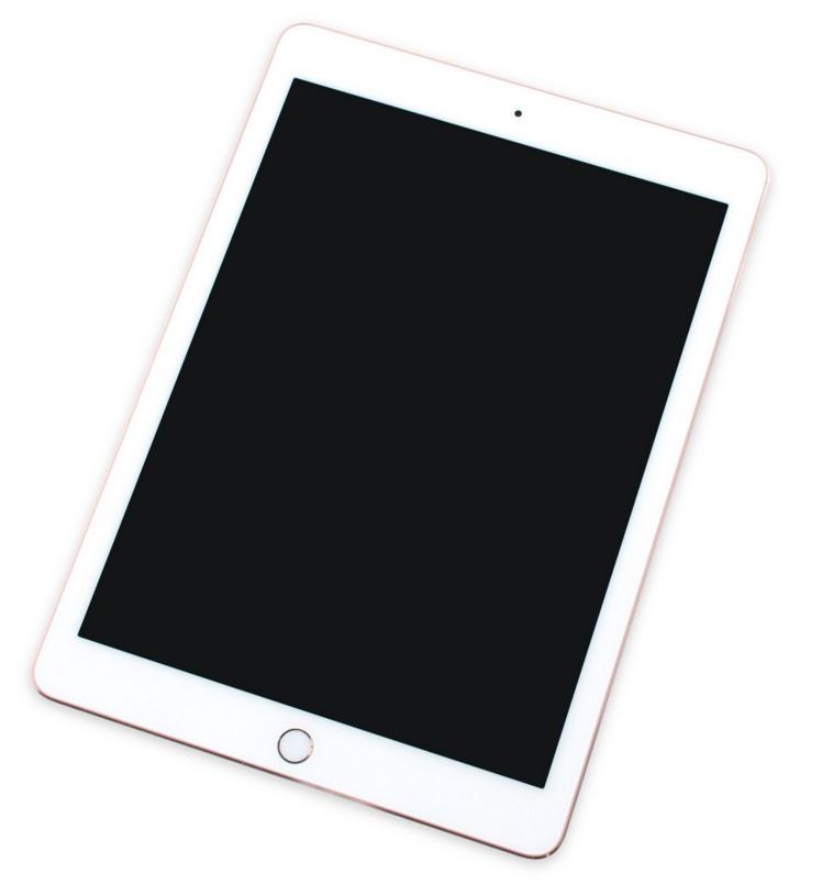 Представленный в прошлом месяце iPad от Apple признали практически неремонтопригодным (фото)