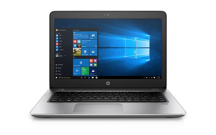 HPпоказала обновленные ноутбуки для бизнеса ProBook 400