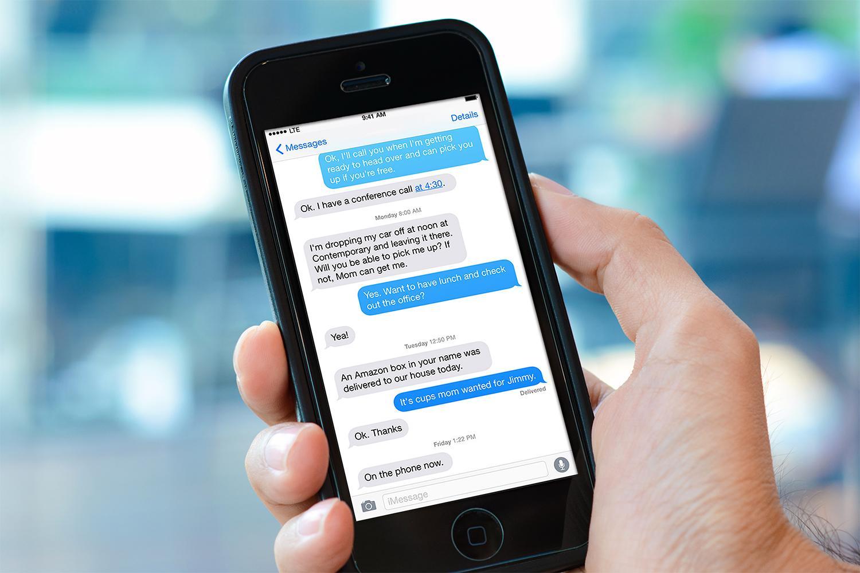 Apple отслеживает, скем разговаривают юзеры iMessage