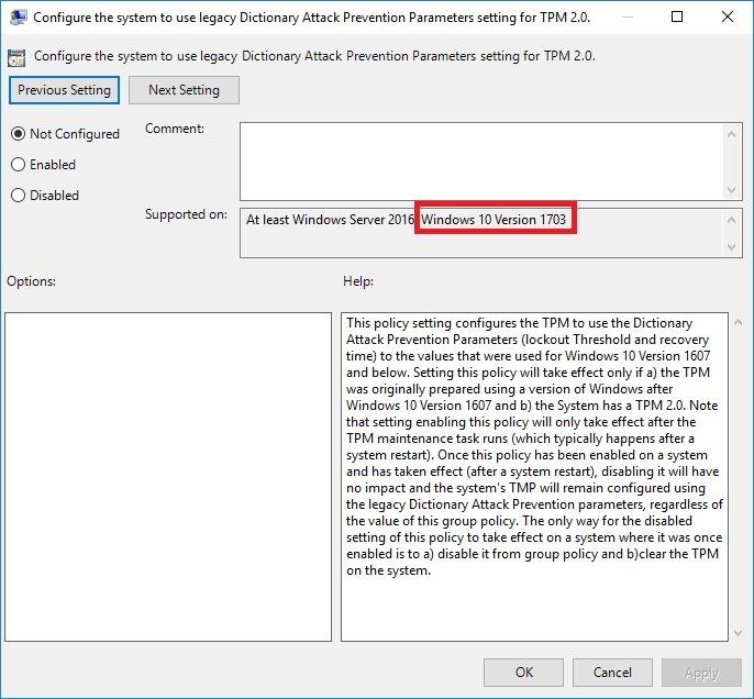 Windows 10 Redstone 2 может получить номер 1703