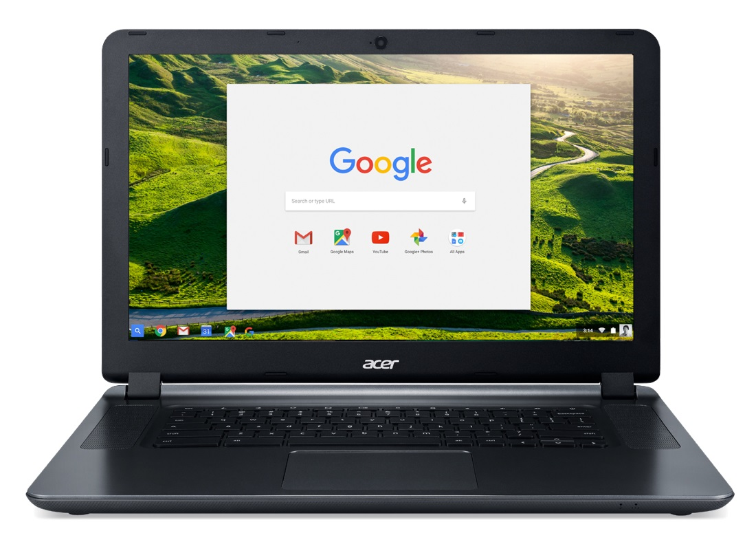 Acer выпустила 15-дюймовый хромбук за $199