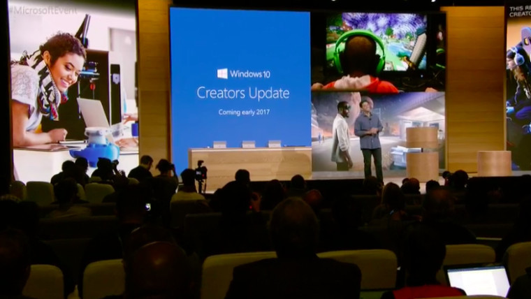 Добро пожаловать втрехмерную действительность — обновленная версия Windows