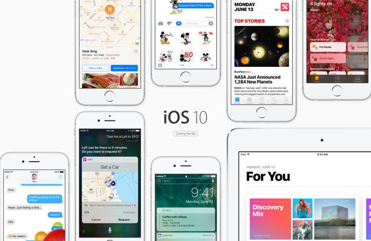 Apple выпустила iOS 10.2 beta 2 для разработчиков