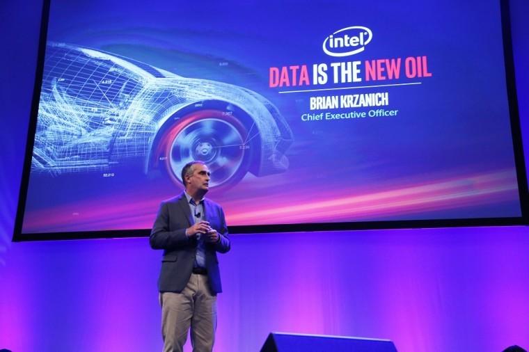 Intel инвестирует 250 млн. долларов вавтономное вождение