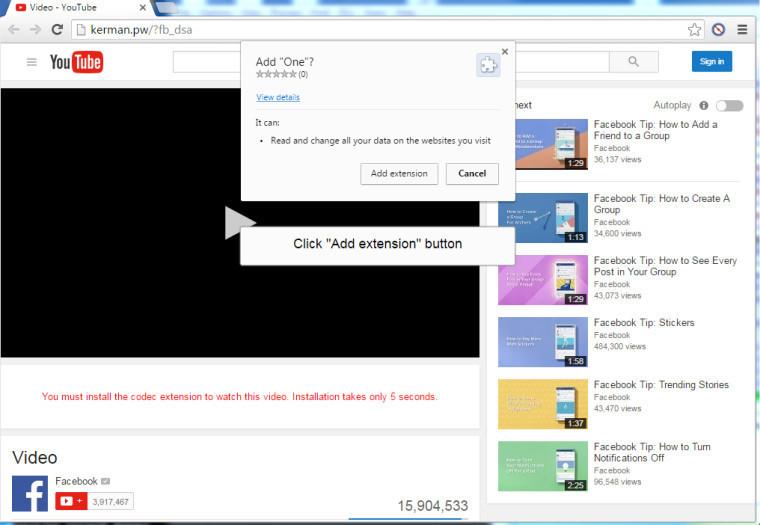 В социальная сеть Facebook через .svg файлы распространяется новый вирус