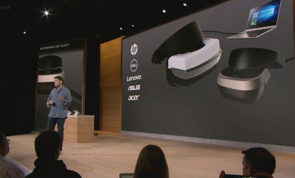 Были раскрыты минимальные системные требования для Windows 10 VR