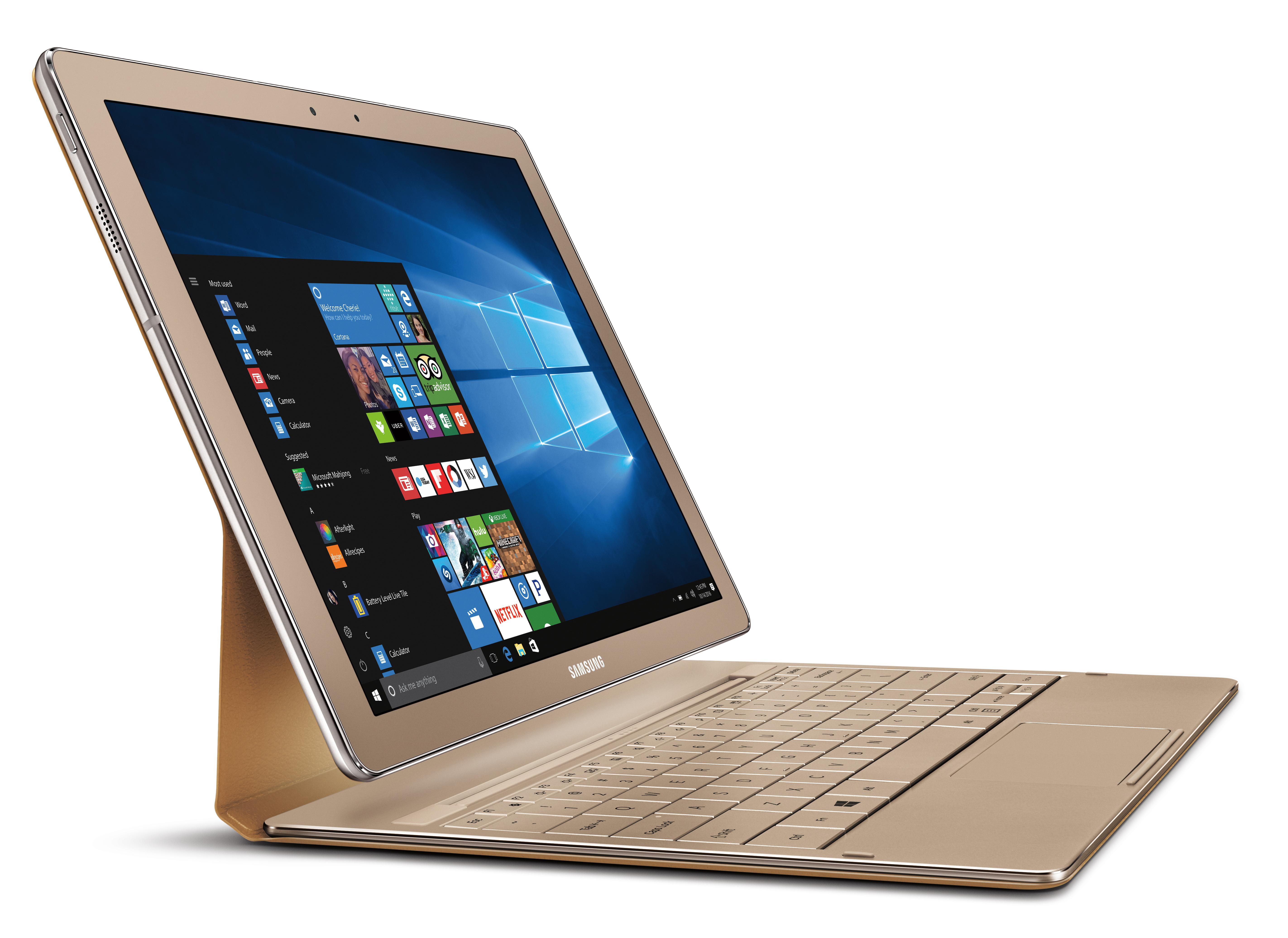 Самсунг привезет наCES два новых Windows-планшета