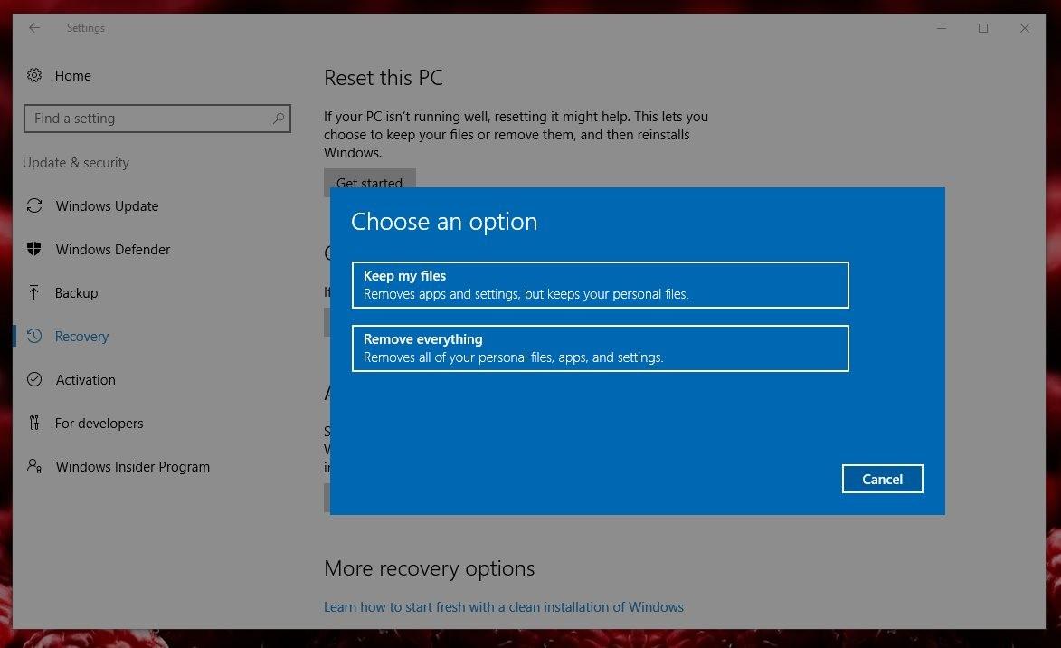 Windows 10 обзавелась книжным магазином ирегулятором производительности