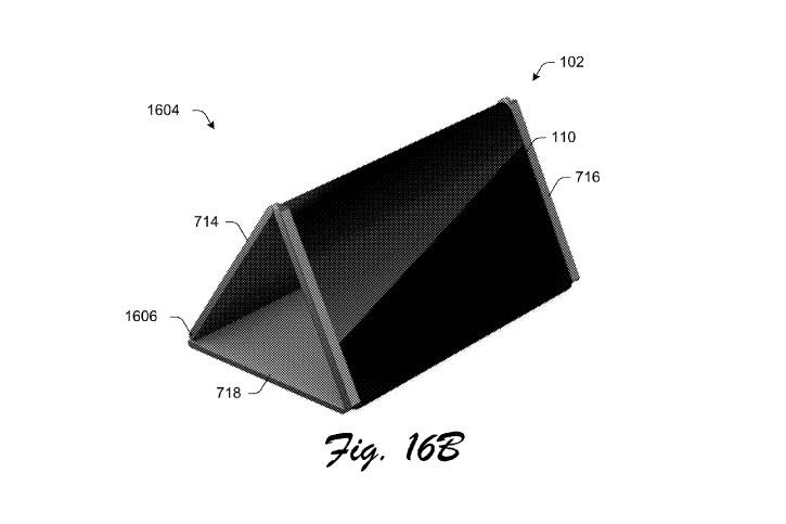 Microsoft сразит мобильный рынок гибким телефоном Surface