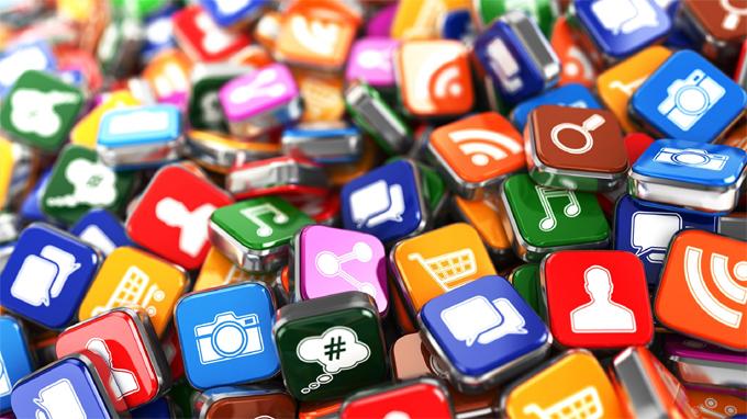 Российская Федерация вошла впятерку лидеров поколичеству загрузок мобильных приложений