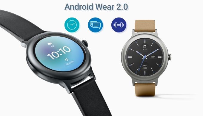 Google выпустила андроид Wear 2.0 снастройкой циферблатов исамостоятельными приложениями