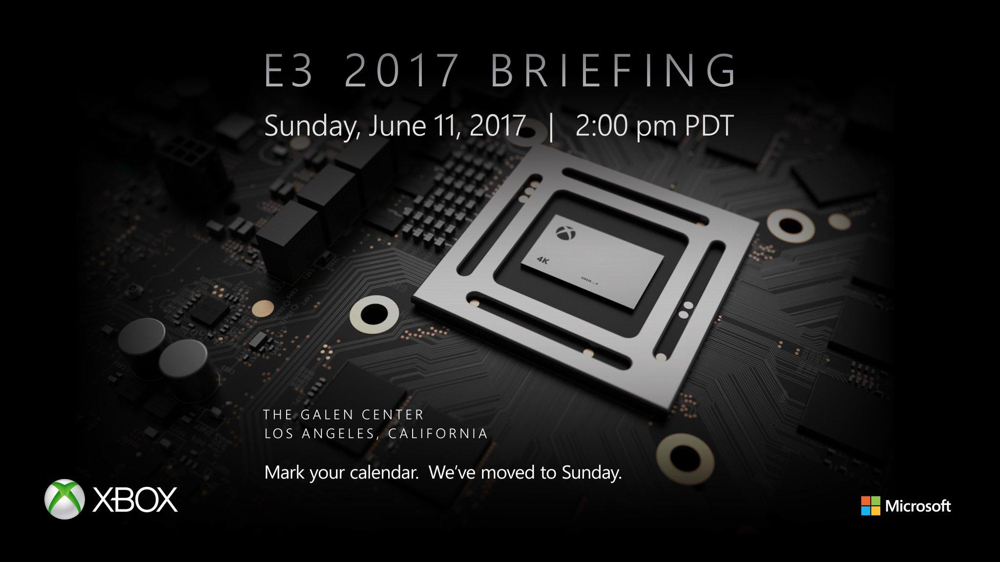 Microsoft презентует «самую сильную консоль вистории»