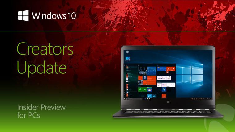 Обновленная версия Windows 10 появилась вглобальной web-сети доанонса