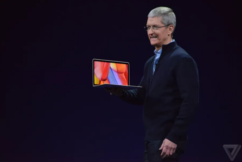 Популярность компьютеров Apple Mac недотягивает даже доWindows 10