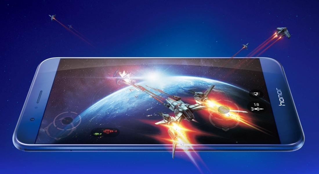 Huawei представила большой Honor 8 Pro с мощной начинкой
