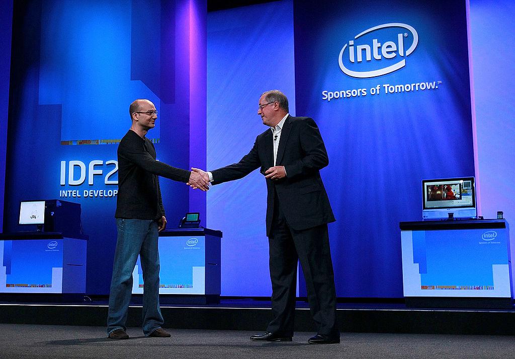 Intel отказывается отежегодных конференций IDF