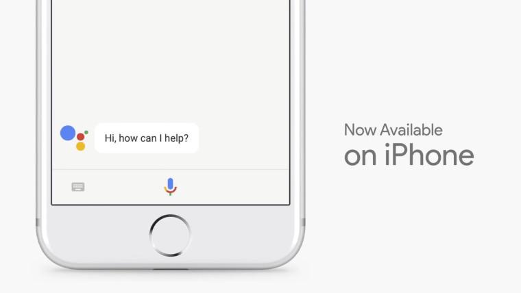 Google выпустила конкурента Siri— голосовой помощник Assistant