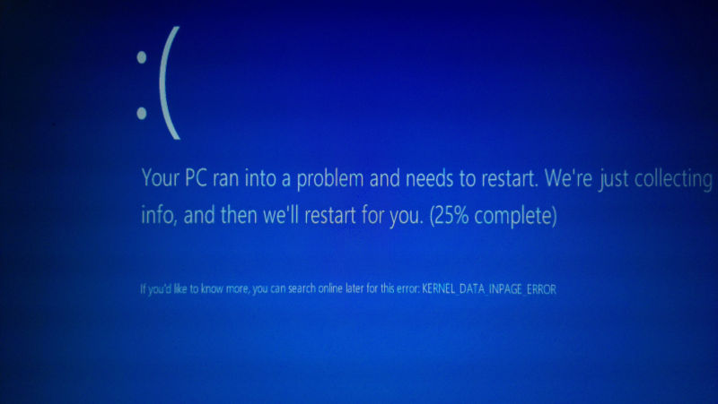 В Windows 7 нашли странный баг в файловой системе