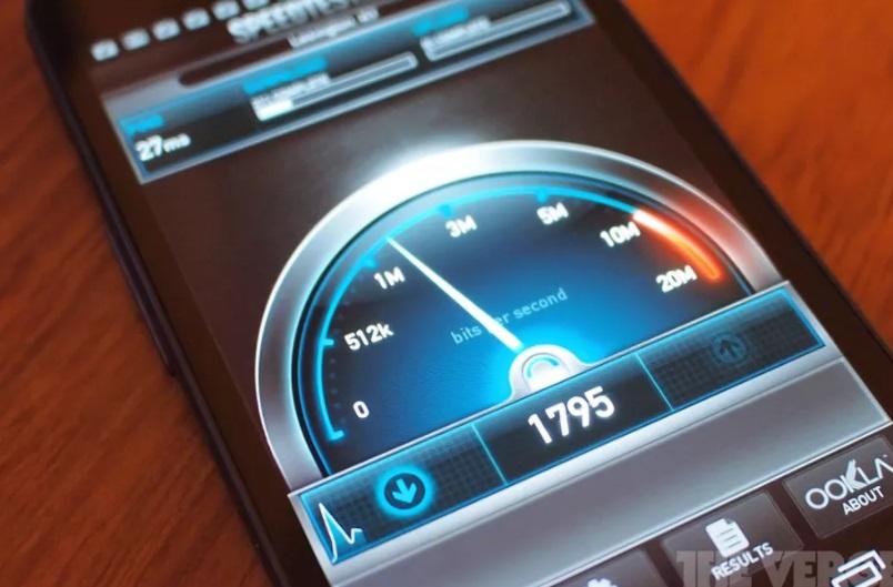 ВСеть попал свежий рейтинг скорости мобильного интернета: Украина на109 месте