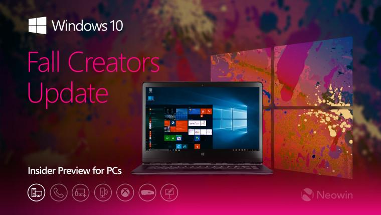 Microsoft показала новый дизайн Windows 10