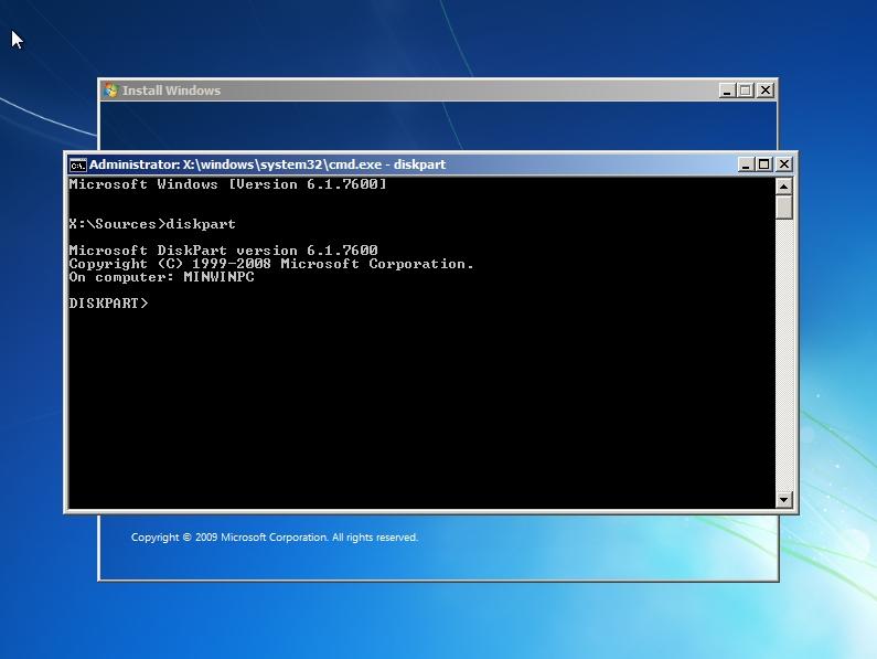 Загрузка Windows 7 из VHD - Windows 7 - Программные продукты - Статьи
