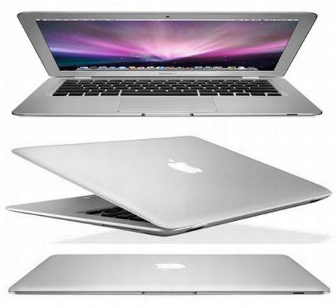 Обновление серии ноутбуков MacBook Air