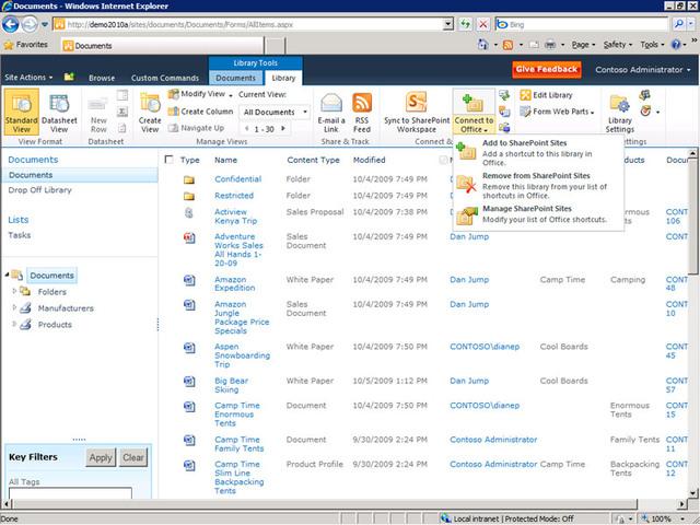 скачать microsoft sharepoint 2010