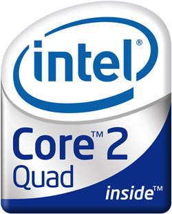 core2 quad logo