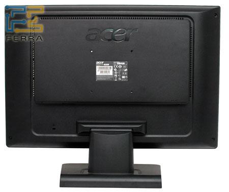 Acer al2416w: 24 дюйма с мониторами всегда одна проблема.