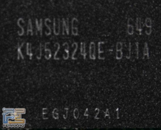 Память Samsung 1 нс