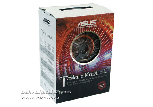 BOX ASUS Silent Knight II