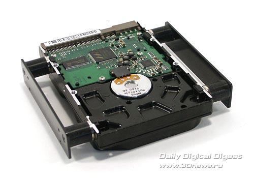 Scythe Hard Disk Stabilizer 2