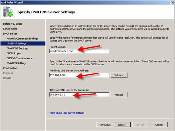 Пошаговая Настройка Dns Windows Server 2008 R2