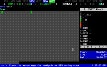 программа для проверки жёсткого диска на ошибки - фото 11