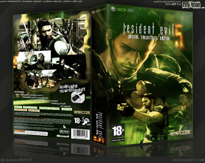скачать бесплатно игру на компьютер Resident Evil 5 через торрент - фото 4