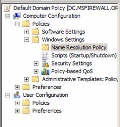 знакомство с windows group policy