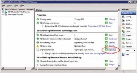 Центр Сертификации Windows 2008 R2