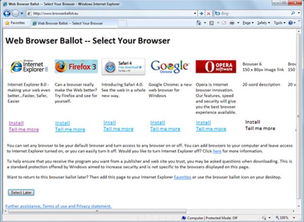какой выбрать браузер для Windows 7 - фото 7